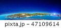 Spain city lights 47109614
