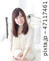 女性 ヘアスタイル 美容院の写真 47117461