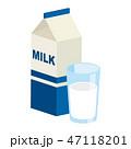 牛乳パック 47118201