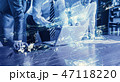 ビジネスマン エンジニア 技術者の写真 47118220
