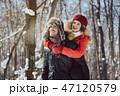 ウィンター ウインター 冬の写真 47120579
