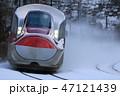 秋田新幹線 スーパーこまち 新幹線の写真 47121439