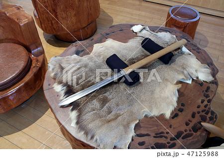 名刀 刀剣 骨董品 枕刀 47125988