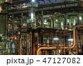 工場夜景 47127082