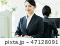 ビジネスウーマン ビジネス 女性の写真 47128091