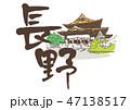 長野・善光寺 47138517