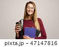 女性 ポートレート 人々の写真 47147816