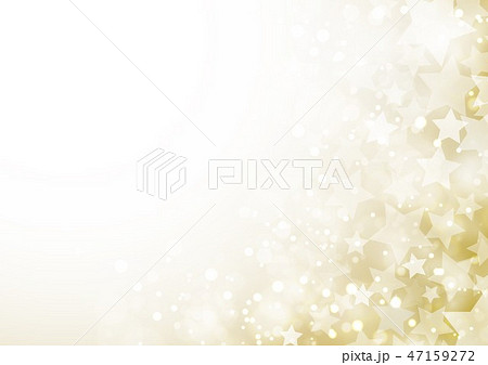 星背景金色キラキラ 47159272