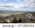 山 展望台 海の写真 47166344
