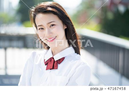 女子高生 ポートレート 47167458