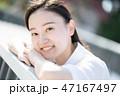 人物 女性 女の子の写真 47167497