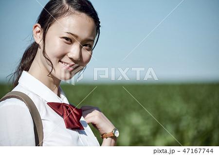 高校生 通学風景 47167744