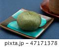 緑色 草 お茶の写真 47171378