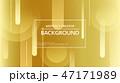 Design of modern golden background 47171989