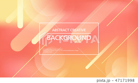 Vibrant modern background in abstraction 47171998