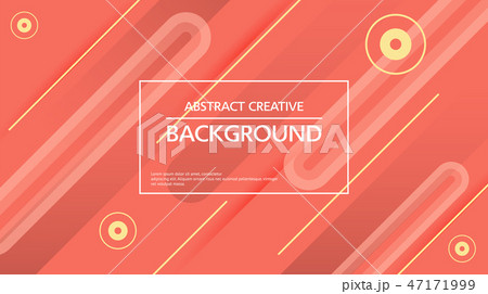 Design of simple abstract background 47171999