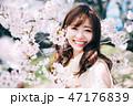 春のビューティーイメージ 47176839