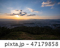 京都 風景 町並みの写真 47179858