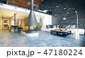 空間 部屋 暮らしのイラスト 47180224