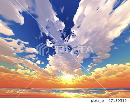 風と雲と海と 47180556