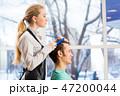 クライアント 髪 毛の写真 47200044