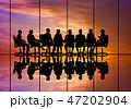 ビジネス ディスカッション 議論の写真 47202904