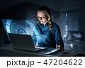 PC ノートパソコン コンピュータの写真 47204622