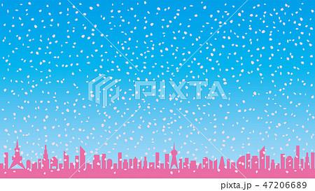 桜吹雪 47206689