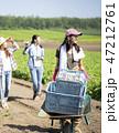 女性 農業 仲間 47212761