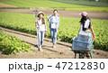 女性 農業 仲間 47212830