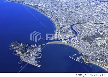 湘南海岸/江ノ島、空撮 47213717