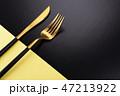 カトラリー カラトリー 刃物の写真 47213922