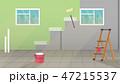 ハシゴ はしご 梯子のイラスト 47215537