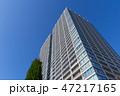 マンション タワーマンション バルコニーの写真 47217165