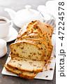 ケーキ ブレッド ブレックファーストの写真 47224578