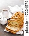 ケーキ ブレッド 料理の写真 47224579