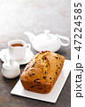 ケーキ 料理 ブレックファーストの写真 47224585