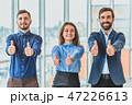 ビジネス 人々 人物の写真 47226613