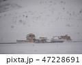 青森空港の除雪作業 47228691
