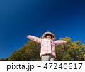子供 女の子 人物の写真 47240617