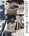 建設現場 工事現場 建設の写真 47242787