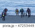 大瀬岬のスキューバダイバー 47253449