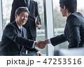 人物 ビジネスマン ビジネスの写真 47253516