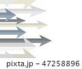 矢印 背景 47258896