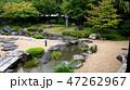 山口県山口市菜香亭の日本庭園 47262967
