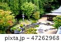 山口県山口市菜香亭の日本庭園 47262968