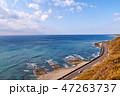 御前崎 海 晴れの写真 47263737