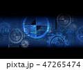 ギア 歯車 テクノロジーのイラスト 47265474