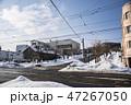 冬 雪 街の写真 47267050