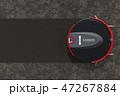 掃除機 電機掃除機 ロボットのイラスト 47267884